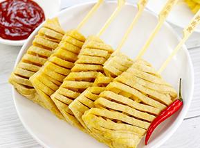 素食豆腐香干